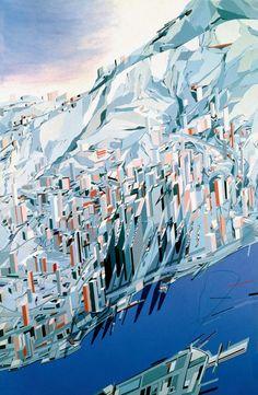 Zaha Hadid on Russian Artist Kazimir Malevich