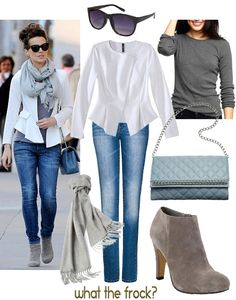 Celebrity Look for Less: Kate Beckinsale Style | What the Frock? - Affordable Fashion Tips and Trends