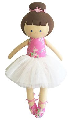 Beautiful, soft Alimrose Big Ballerina doll in Pink Rose design. A beautiful addition to any girls room, ideal for playtime, decor or as a special keepsake. Kids Bathroom Accessories, Girls Accessories, Beautiful Pink Roses, Beautiful Dolls, Baby Doll Clothes, Baby Dolls, Little Ballerina, Ballerina Pink, Bath Toys