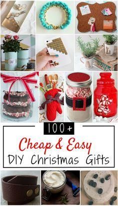 Christmas craft gift ideas pinterest