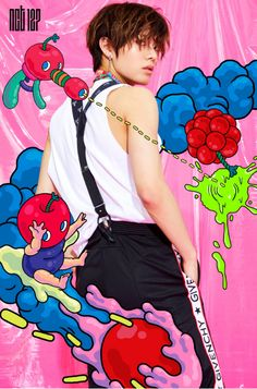 NCT 127 unveiled individual cuts of Jaehyun, Yuta, and Haechan for 'Cherry Bomb'.Taeyong, Win Win, and Doyoung were the first members up in …