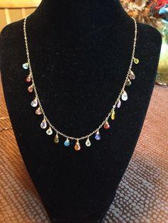 Semi precious stone by Barb
