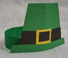 15 proyectos diferentes de artesanía para San Patricio - 15 different St.  Pat s crafts art projects 95ce6029c29