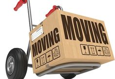 There's a lot to keep track of when you're moving. Stay on track in the months and weeks leading up to moving day with this printable moving timeline. Moving Home, Moving Day, Moving Tips, Cardboard Boxes For Moving, Office Movers, Long Distance Movers, Mover Company, House Shifting, Local Movers