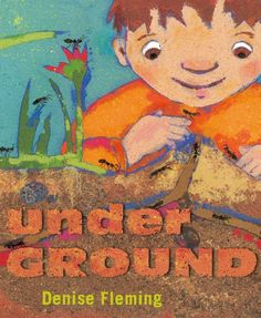 Underground Animals Storytime   Sunflower Storytime