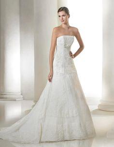 AMILIA Vestido de novia 2015