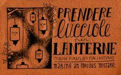 930: Prendere lucciole per lanterne