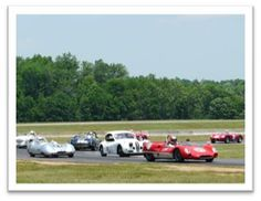 2009 VIR Gold Cup Historic Races Managed By SVRA
