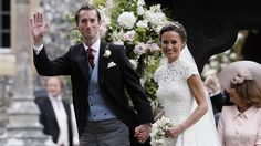 Pippa Middleton wedding: Kate Middleton's sister marries James Matthews - TODAY.com