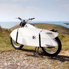 Honda CB125 surf