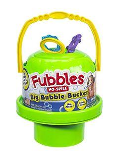 Little Kids Fubbles No Spill Big Bubble Bucket, Green Little Kids http://www.amazon.com/dp/B00GQWKREU/ref=cm_sw_r_pi_dp_IxVNwb19Q1FAT