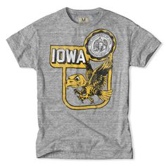 Iowa Hawkeyes Classic T-Shirt.  Found at the Tailgate clothing store! tailgateclothing.com