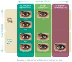 FRESHLOOK COLOR BLEND Elige color elige efecto