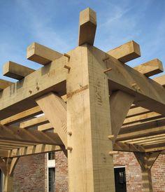 Chisel Marks - Castle Ring Oak Frame