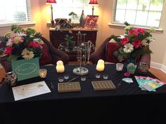 #Origami #Owl #Jewelry #Bar #Display #Table http://ChelSeabrook.OrigamiOwl.com