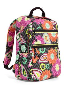 03161083c0cd vera bradley - tech backpack ziggy zinnia  MySuiteSetupSweepstakes Vera  Bradley Backpack