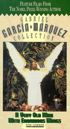 gabriel garcia marquez: a very old man with enormous wings essay A very old man with enormous wings by gabriel garcia marquez translated by  gregory rabassa on the third day of rain they had killed so many crabs inside.