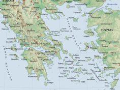 Γεωφυσικοί Archives - Χάρτες τοίχου: