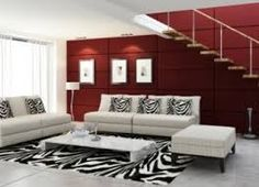 décoration salon couleur - Recherche Google
