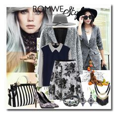 """""""www.romwe.com---10"""" by ane-twist ❤ liked on Polyvore featuring romwe"""