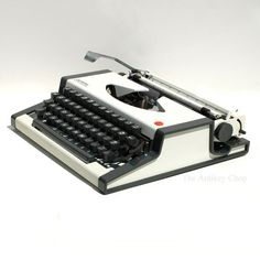 Olympia Traveller Typewriter from The Antikey Chop