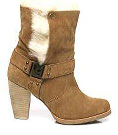Koolaburra Karlee boots zipped