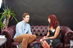 Elisabeth Kolerus Vind interviewer ung iværksætter: Intelligens, talent og strategi er gode resurser at bygge virksomhed på. ;)