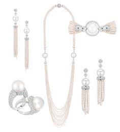 cascade de perles chanel - Google zoeken