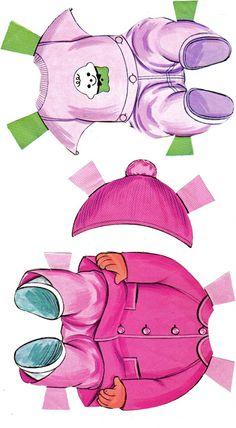 Paper Dolls~Baby Tender Love-box - INMACULADA R. L - Picasa Webalbum