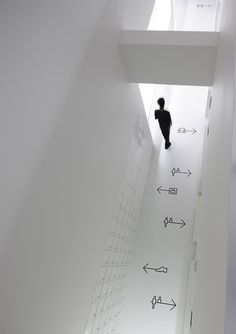 Interaction we like / Signs / Architecture / White / Sudle / at leManoosh