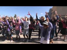The ultra-Orthodox community in Beit Shemesh, a Jerusalem suburb, is currently gripped by controversy over women's rights. Rabbi Eckstein addressed the issue in his message last week – and this delightful video shows how a group of 250 women in Beit Shemesh recently responded: