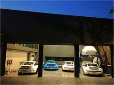 #porsche garage