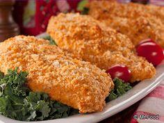 Southern Unfried Chicken | mrfood.com