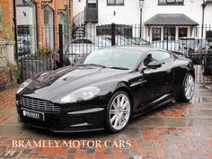 Aston Martin DBS manual - my dream car!!!