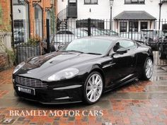 Aston Martin DBS manual - my dream car!!!