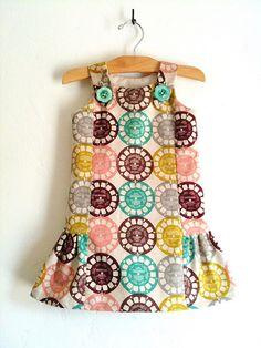 #inspiration oliver + s dress