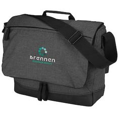 Make your message heard with personalized messenger bags!