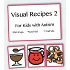 This packet includes 3 step-by-step recipes with picture directions for children with autism and early learners. All recipes are no bake.  *Trail M...