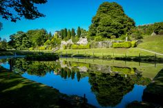 St Fagans, Cardiff. |The village of St Fagans is home to St Fagans National History Museum, an open-air museum chronicling the lifestyle, culture, and architectural history of Wales and its people.  25 Places In Wales You Won't Believe Are Real