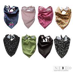 Šátky jako bryndáky - existuje i stylové řešení pro bryndáky Stylus, Bibs, Cufflinks, Slippers, Flats, Accessories, Shoes, Fashion, Loafers & Slip Ons