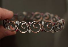 Wire Wrap Bracelet