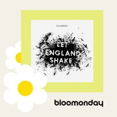 "A hot afternoon like this calls for something cool. So this ‪#‎Bloomonday‬ we recommend PJ Harvey's Mercury Prize winning album ""Let England Shake""  Listen to the title track here: http://blm.fm/18jKlCK"