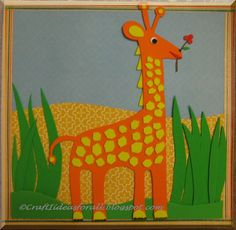97 Best Jungle Crafts images in 2012 | Preschool crafts, Art for