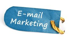 Email marketing image via Shutterstock.