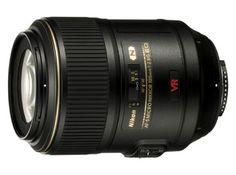 AF-S Micro NIKKOR 105 mm 1:2,8G VR Macro Lens