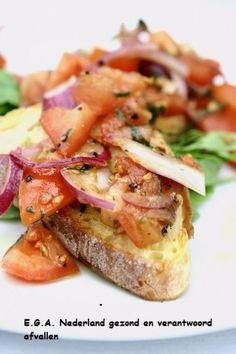 Met dit heerlijke lunchrecept blijven de kilo's er gewoon afvliegen! Meer weten over afvallen zonder dieet, maar door gewoon goed te eten? Schrijf je in voor een cursus op locatieen ontdek ons boek!