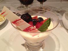 Allure of the Seas dessert, via Flickr.