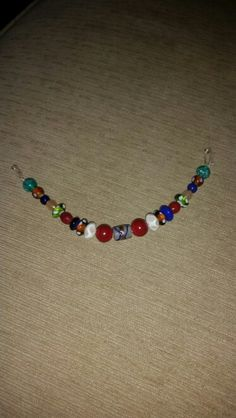 Bead chain for apron dress