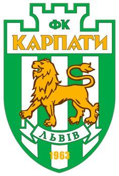 Kapaty Lviv of Ukraine crest. Football Team Logos, Sports Team Logos, World Football, Soccer World, Top Soccer, Soccer Logo, Soccer Teams, Premier League Soccer, Jersey Atletico Madrid