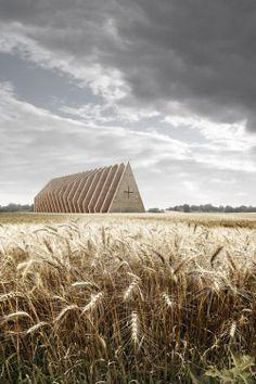 Kirche in der Zukunft | By Vaillo   Irigaray Estudio